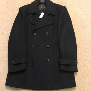 BNWT Jos A Bank Pea Coat